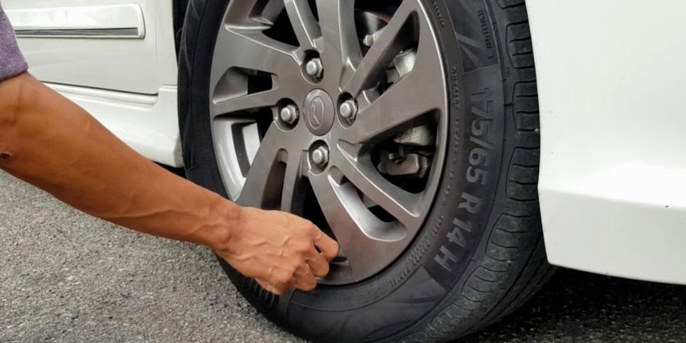 5 cosas que debes hacer para cuidar tus neumáticos.