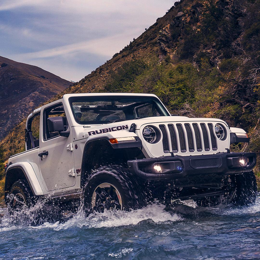 Con Jeep obtienes un estilo de vida exclusivo y aventurero
